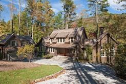 Custom Home in Sapphire, NC