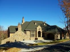 Custom Home in Highlands Cove, Highlands, NC