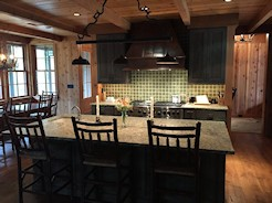Custom Built Home on Satulah Mountain in Highlands, NC