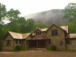 Custom Built Home in Lonesome Valley, Sapphire NC