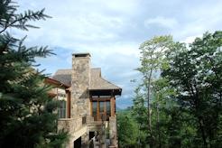 Custom Home in Mountain Top Golf and Lake Club #2