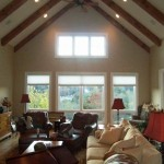 Sadlon & Associates Custom Built home in Otto, NC