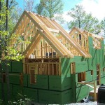 Custom Home at Old Edwards Club at the Cove - Highlands, NC by Sadlon and Associates, Inc.