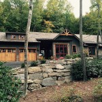 Sadlon & Associates Custom home in The Birches at Wildcat Cliffs, Highlands, NC