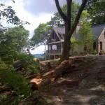 Sadlon & Associates Custom home in Big Sheepcliff - Cashiers, NC