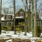 Custom Home in the Cottages at Highlands Cove - Highlands, NC by Sadlon and Associates, Inc.