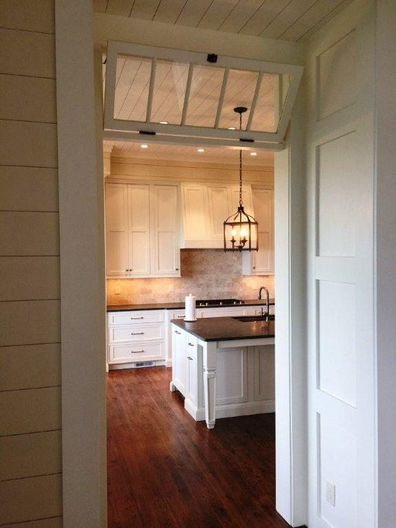 Custom home on historic satulah mountain highlands nc for Custom built victorian homes
