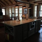 Sadlon & Associates Custom home in Lonesome Valley, Sapphire NC