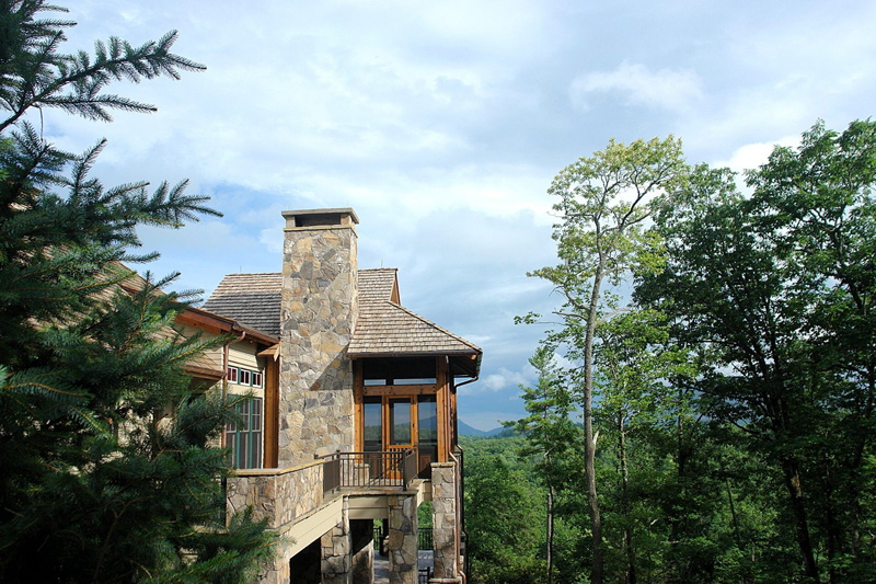 Best Mountain Top Homes In The Us