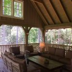 Two Beautiful Custom Homes in Lonesome Valley - Sapphire, NC by Sadlon and Associates