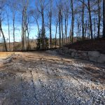 Spectacular new home underway in Mountaintop Golf and Lake Club, Cashiers NC. Design by Ryan Duffey, Architect - Atlanta, GA - #5