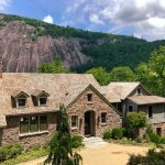 This spectacular home built by Sadlon and Associates offers one of the best views in Lonesome Valley - #7694