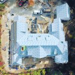Spectacular new home underway in Mountaintop Golf and Lake Club, Cashiers NC. Design by Ryan Duffey, Architect - Atlanta, GA #9983