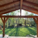 Barn-to-Home Renovation on a Picturesque Horse Farm in Secluded Tessentee near Franklin, NC - #11