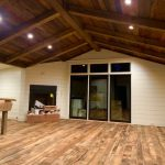 Barn-to-Home Renovation on a Picturesque Horse Farm in Secluded Tessentee near Franklin, NC - #18