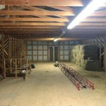 Barn-to-Home Renovation on a Picturesque Horse Farm in Secluded Tessentee near Franklin, NC - #2