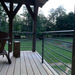 Barn-to-Home Renovation on a Picturesque Horse Farm in Secluded Tessentee near Franklin, NC - #21