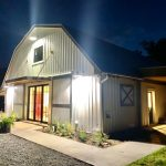 Barn-to-Home Renovation on a Picturesque Horse Farm in Secluded Tessentee near Franklin, NC - #30