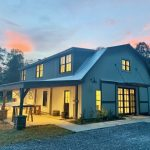 Barn-to-Home Renovation on a Picturesque Horse Farm in Secluded Tessentee near Franklin, NC - #33