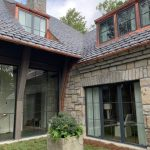 Spectacular new home underway in Mountaintop Golf and Lake Club, Cashiers NC. Design by Ryan Duffey, Architect - Atlanta, GA - #60
