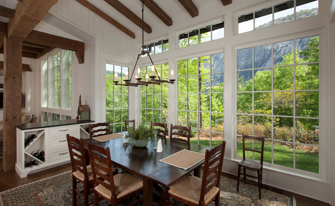Custom Home Builder in Cashiers, NC - Sadlon and Associates - #115